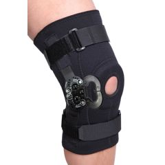 Range of Motion Hinged Knee Wrap