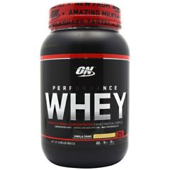 Optimum Nutrition Performance Whey - Vanilla Shake