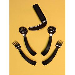 Amefa Utensils - Curved Handles