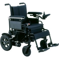 Cirrus Plus Heavy Duty EC Folding Power Chair