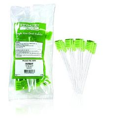Sage Toothette Plus Oral Swabs - Soft Foam Head with Ridges