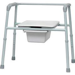 Invacare Supply Group Bariatric Commode