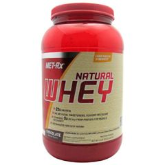 MET-Rx Natural Whey - Chocolate