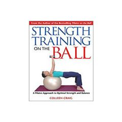 Fitball Strength Training on the Ball - Book