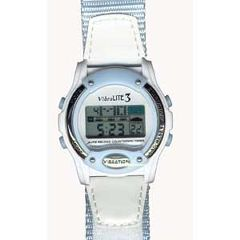 Global Assistive Devices Global VibraLite 3 Vibrating Watch with Light Blue Band