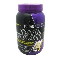 Cutler Nutrition Total Isolate - Vanilla Cream