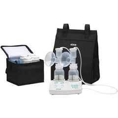 Ameda Purely Yours Breast Pump with Bag