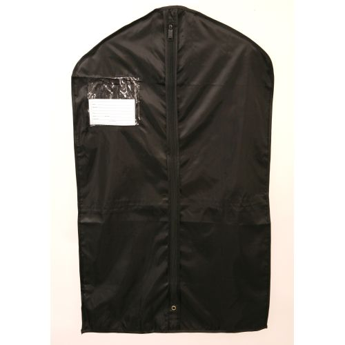 Deluxe Comfort Garment Bag - Suit Size - Black Model 181 569126 00