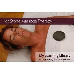 Castine Consulting Hot Stone Online CE Course - NCBTMB Approved