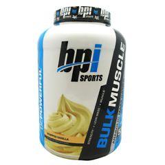 BPI Bulk Muscle - Whipped Vanilla