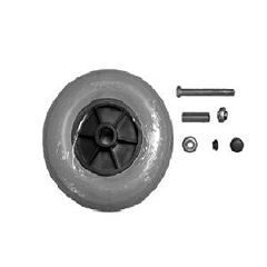 Invacare Rear Wheel Assembly Kit for 66550 Rollator
