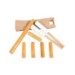 ScripHessco Chair Bamboo Stick Set W/ Chair Version DVD