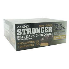 NuGo Nutrition NuGo Stronger - Dark Chocolate With Caramel
