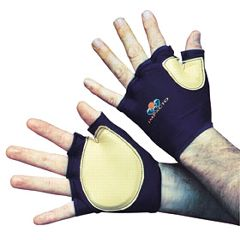 AliMed Impacto Finglerless Gloves