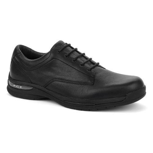 Oasis Footwear Oasis Men's  Nevis Black Diabetic Shoe