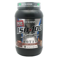 Dymatize Iso-100 - Fudge Brownie