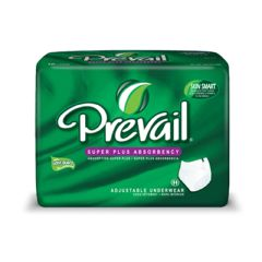 Prevail Adjustable Underwear – Regular and Large