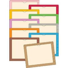 Ifs Filing Systems Llc 11 Pt End-Tab Pockets Printed Border 100/Box