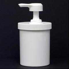 ScripHessco 8 Oz Jar With Pump