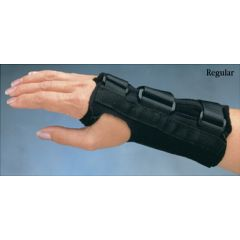 North Coast Medical Comfort Cool D-Ring Wrist Splint