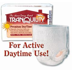 Tranquility Premium DayTime Disposable Absorbent Underwear - Heavy Absorption
