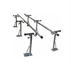 Bailey Manufacturing Adjustable Height & Width Bariatric Parallel Bars