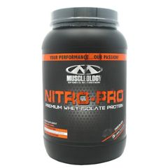 Muscleology Nitro-Pro - Extreme Chocolate