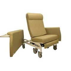 Winco Elite Carecliner Xl W/Dual Swing Arm, Mssge & Heat