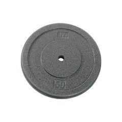 Cap Barbell Standard Gray Plate 1.25Lb