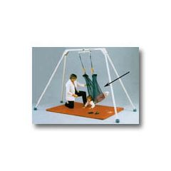 Tumble Forms Deluxe Vestibulator Set II Prone Net Swing