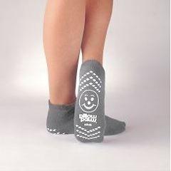 Pillow Paws Single-Imprint Terries Slipper Socks