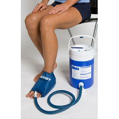 Cryo/Cuff AirCast CyroCuff with Cooler Medium - Foot