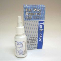 Tech-Care Ear Wax Removal Drops - .5 oz.