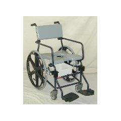 ActiveAid JTG Series Commode Chair - Model 624