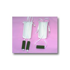 AliMed Sock/Stocking Aid 2 Cords with Foam Handles
