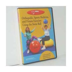 FitBALL Orthopedic, Sports Medicine, and Fitness Exercises - DVD