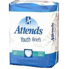 Attends Youth Briefs - 20' - 28""