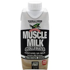 CytoSport Muscle Milk Collegiate - Vanilla Creme