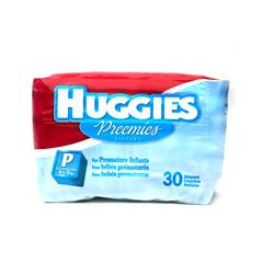 Preemie Diapers - Huggies Ultratrim Preemie Baby Diapers