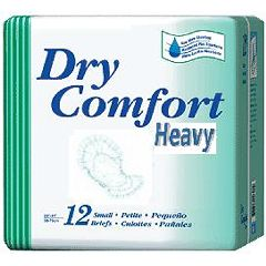 DRY COMFORT Day Heavy Pad - White