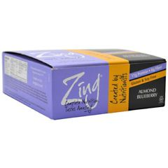 Zing Zing Bar - Almond Blueberry