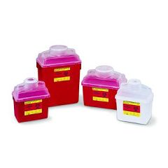 BD Sharps Collector 14 Quart