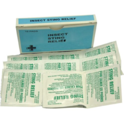 PDI Insect Sting Wipes Model 751 0023