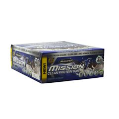 MuscleTech Mission1 - Cookies & Cream