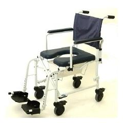 Invacare Mariner Rehab Shower Commode Upholstery