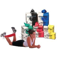 Cando Latex-Free Exercise Bands & Resistance Bands