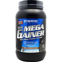 Dymatize Elite Mega Gainer - Rich Chocolate