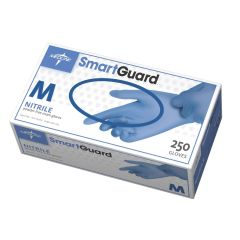 Medline Powder-Free Nitrile Exam Gloves