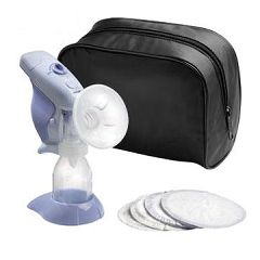 Evenflo Comfort Select Performance Single Electric Breast Pump
