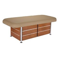 Living Earth Crafts Serenity Flat Top With Designer Cabinet